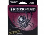 Spiderwire Stealth Tracer Yellow 0,12 100m