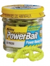 Berkley Powerbait Honey Worms Hot Yellow