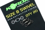 Korda Size 11Flexi Ring Swivel