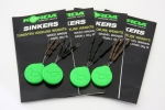 Korda Sinkers Medium Green