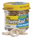 Berkley Powerbait Honey Worms White Garlic