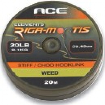 ACE RIGA-MORTIS VORFACHMATERIAL 25lbs 20m Weed