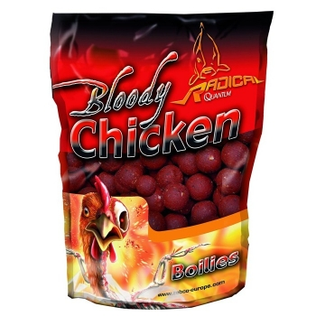 Quantum Radical - Bloody Chicken Boilies 20mm