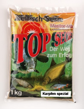 TOP SECRET Karpfen 1000g
