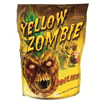 Quantum Radical - Yellow Zombie Boilies 16mm